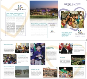 Community Outreach Brochure