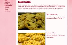 SSBT - classic cookies